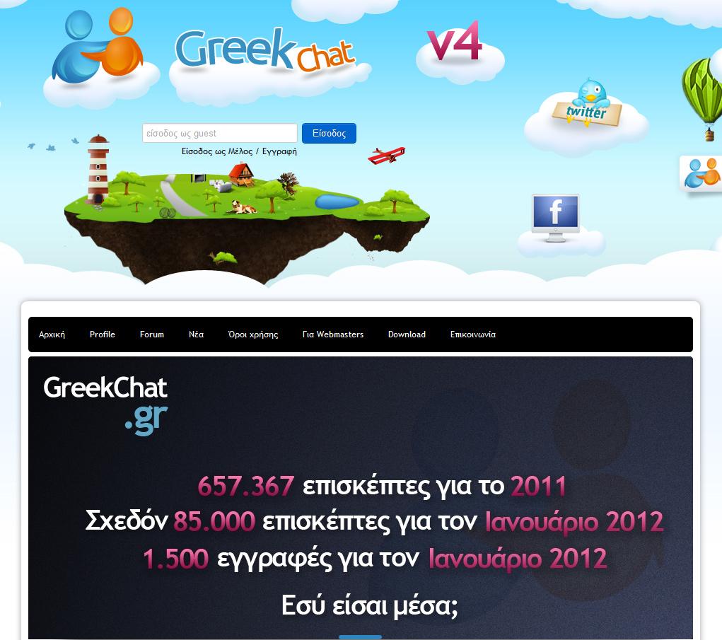 Chat greek
